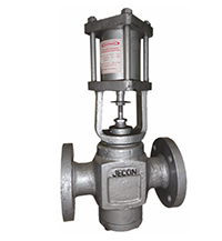Cylinder Operated Control Valves 2 Way & 3 Way